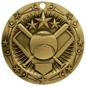 World Class Medal - Softball