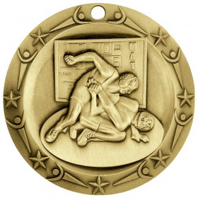 World Class Medal - Wrestling