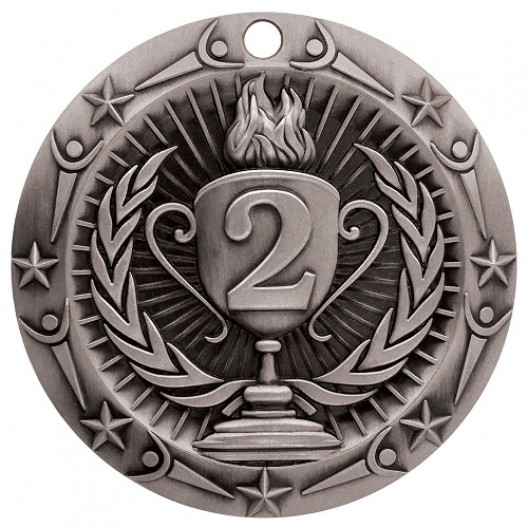 World Class Medal - Second Place