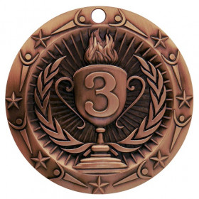World Class Medal - Third Place