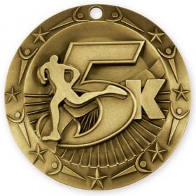 World Class Medal - 5K