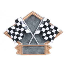 Racing Diamond Plate Resin